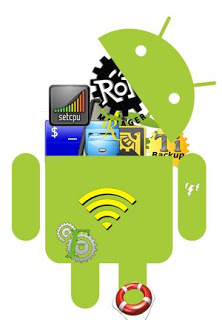 Dasar oprek modding android